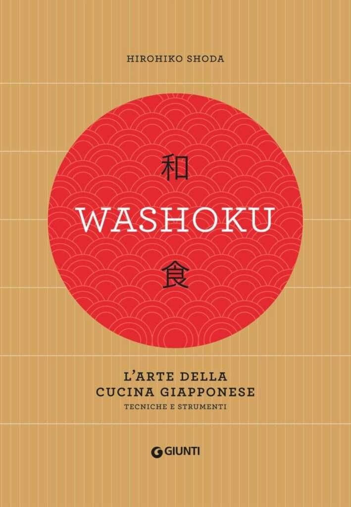 Washoku L'arte della cucina giapponese copertina